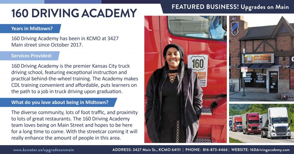 Featured Business Friday - 160 Driving Academy