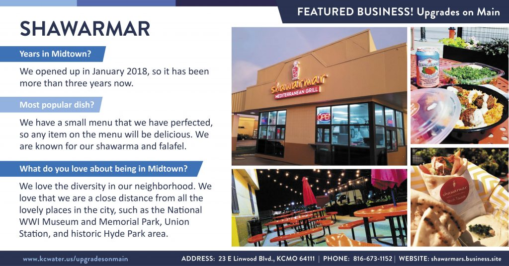 Shawarmar is this week's Featured Business Friday