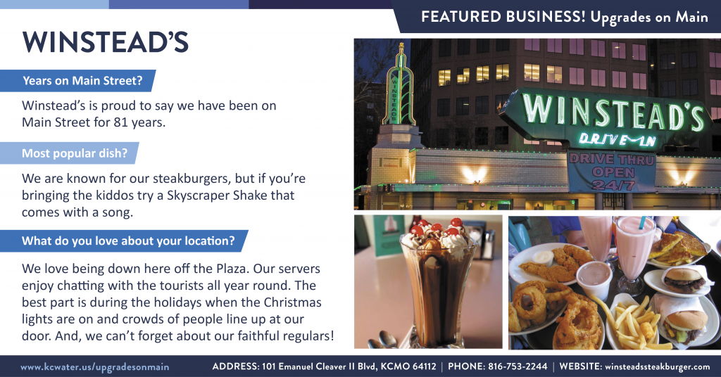 Featured Business Friday - Winstead's