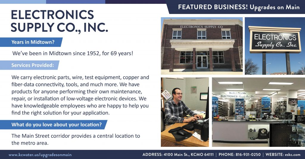 Featured Business Friday - Electronics Supply Co., Inc.