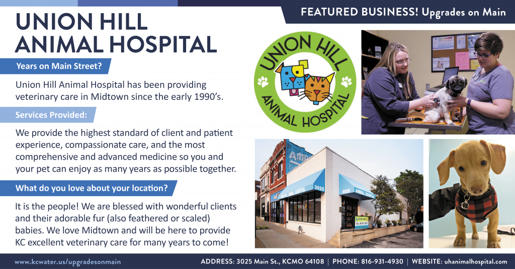 Featured Business Friday - Union Hill Animal Hospital