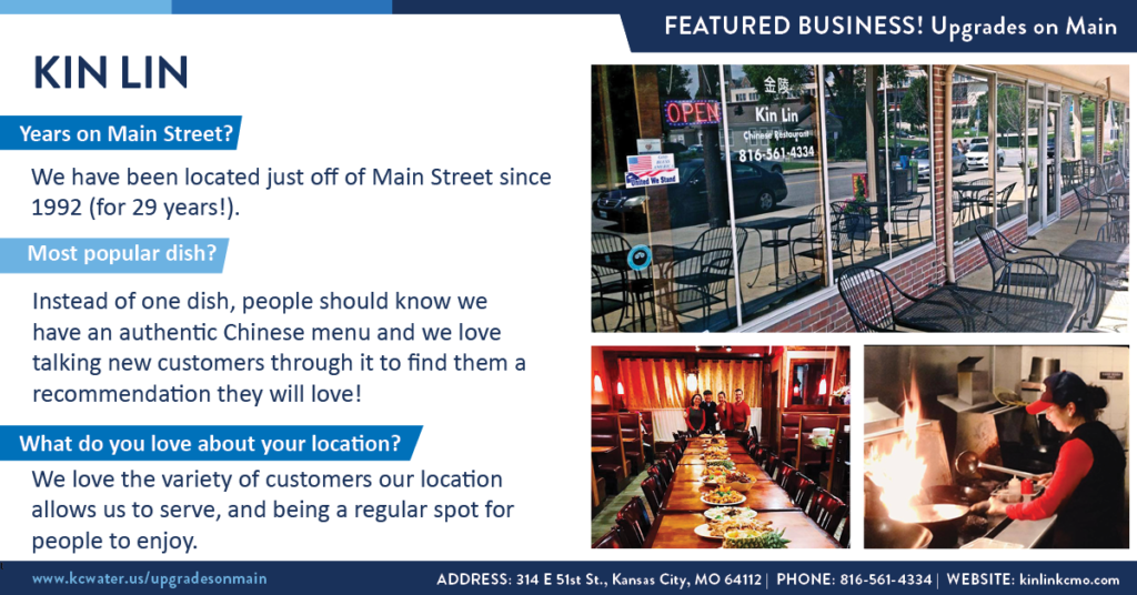 Featured Business Friday: Kin Lin