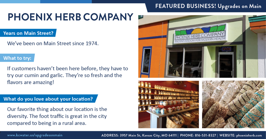 Featured Business: PHOENIX HERB COMPANY