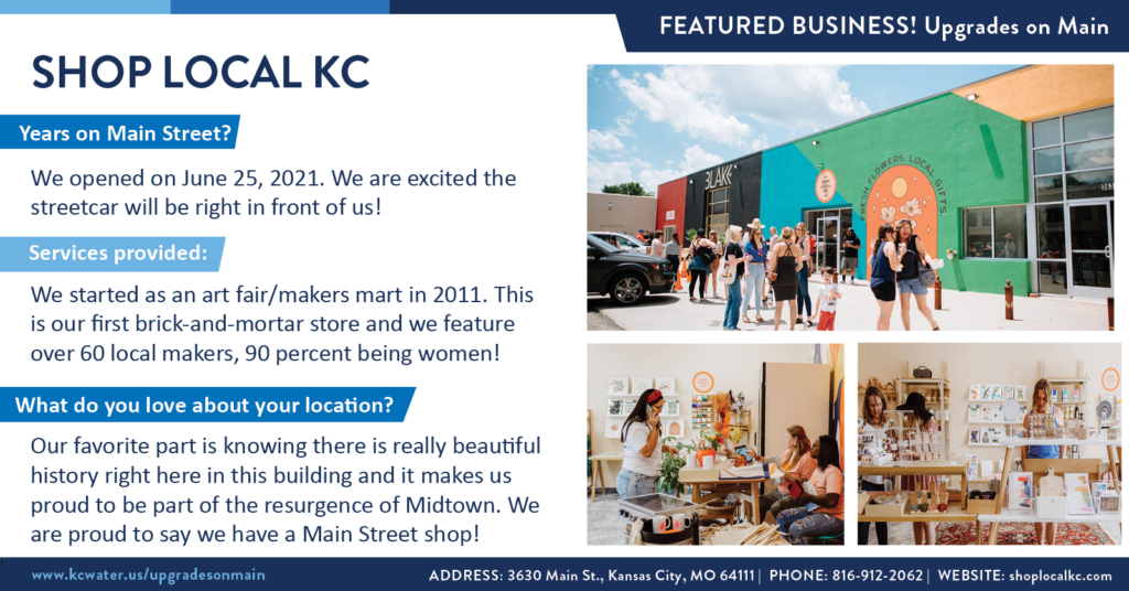 Featured Business: SHOP LOCAL KC