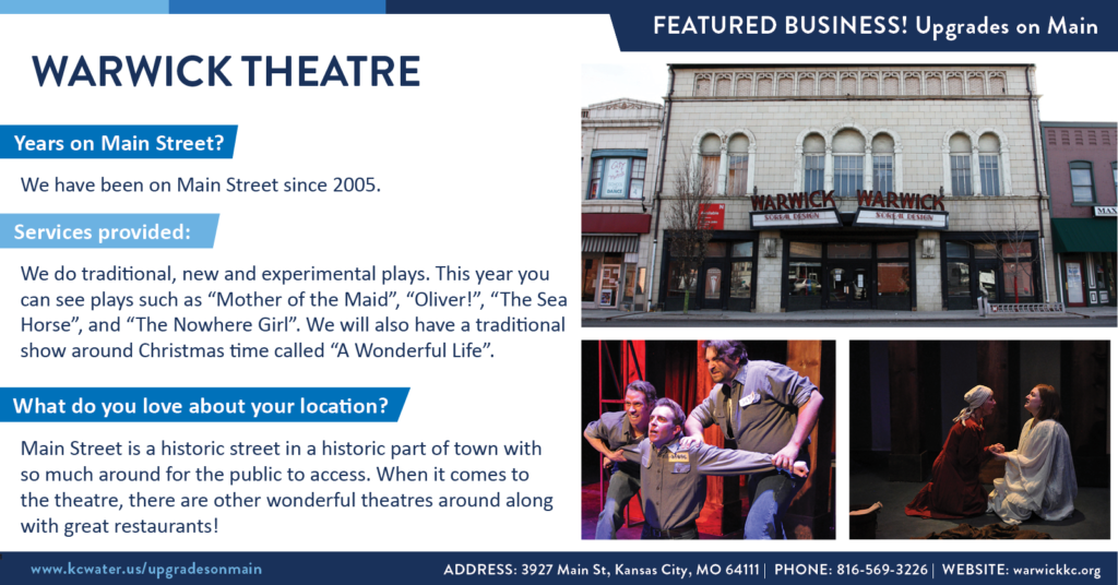 Featured Business: WARWICK THEATRE