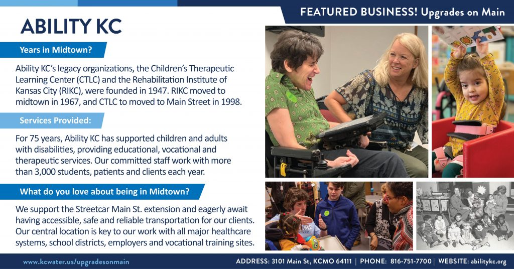 Featured Business Friday - Ability KC