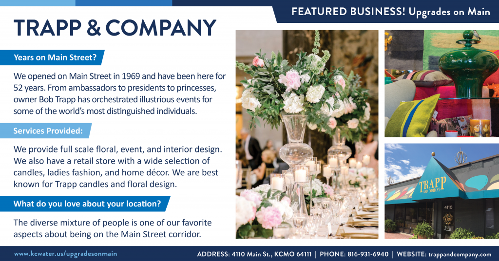 Featured Business Friday - Trapp and Company